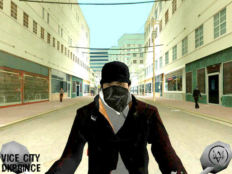Aiden Pearce (WATCH DOGS) Skin post thumbnail image